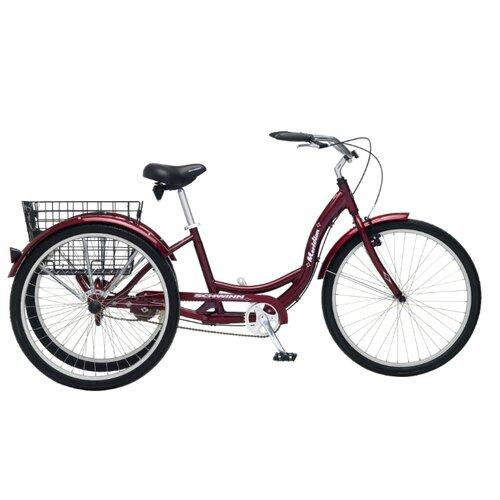 Круизер Schwinn Meridian (2019) красный 18 (требует финальной сборки)Велосипеды<br>