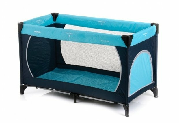 Манеж Hauck Dream n Play Plus navy aqua