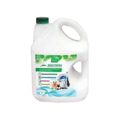 Моющее средство Пчелодар для удаления трудновыводимых пятен и неприятных запахов Professional Зоостирка 5 л