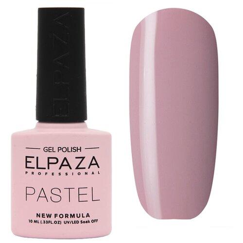 Купить Гель-лак для ногтей ELPAZA Pastel, 10 мл, 018 Ванильное Безе