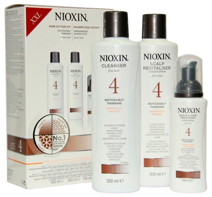 Nioxin Набор 3х-ступенчатая система System 4, XXL-формат (Nioxin, System 4)