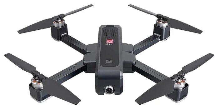 Квадрокоптер MJX Bugs 4 W + сумка черный фото 1