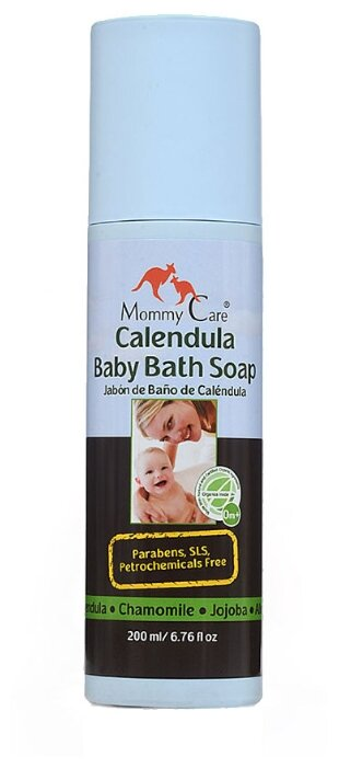 Мыло Mommy Care Органическое, 200 мл