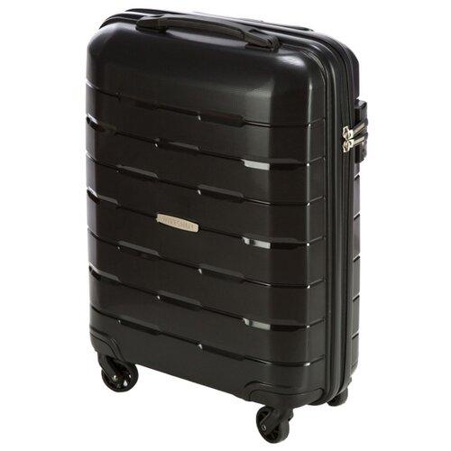 Чемодан WITTCHEN Travel Lux 56-3T-721-10 29 л, черныйЧемоданы<br>