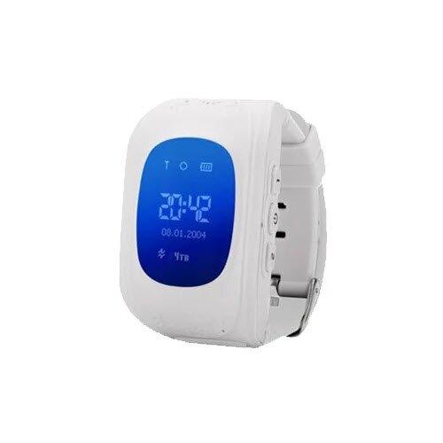 Часы Smart Baby Watch Q50 + подписка на приложение Где мои дети белый умные часы smart baby watch q50 розовые