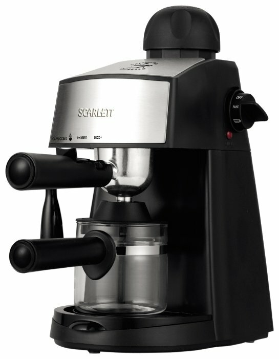 Кофеварка рожковая Scarlett SC CM33004
