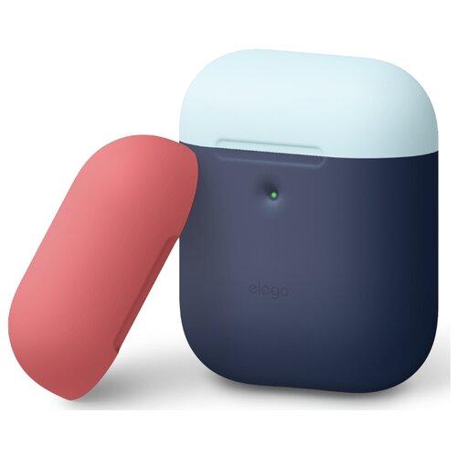 Чехол Elago A2 Duo jean indigo/italian rose/pastel blue