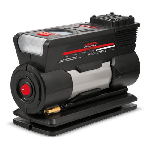 Автомобильный компрессор CROWN CT36060 черный