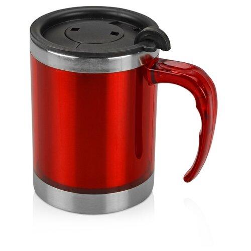 Кружка с термоизоляцией «Эвбея», красный