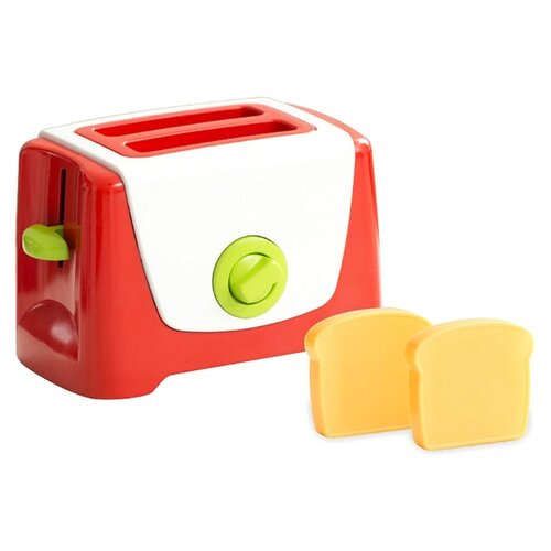 Купить Тостер HTI Smart 1684428 красный/белый/зеленый/бежевый, Детские кухни и бытовая техника