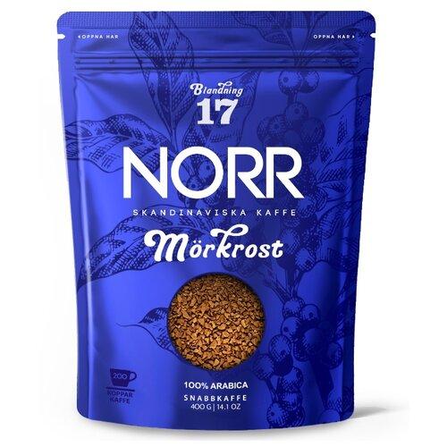 Кофе растворимый сублимированный Norr Morkrost №17, 400 гр.