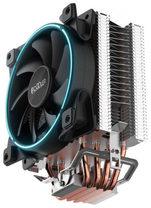 Кулер для процессора PCCOOLER GI-X4 Blue