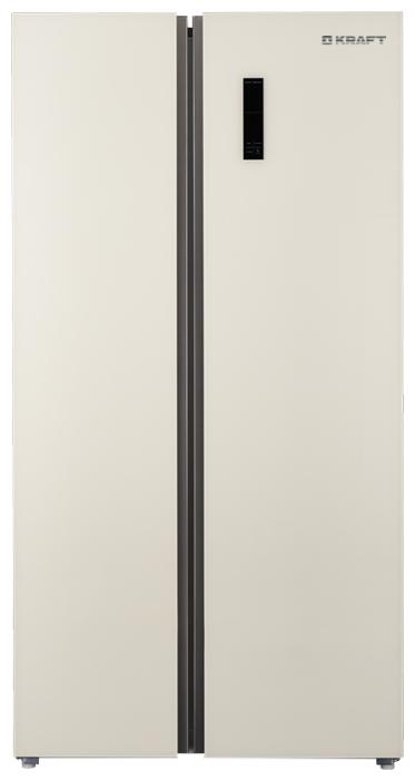 Холодильник KRAFT KF-HC2485CG — купить по выгодной цене на Яндекс.Маркете