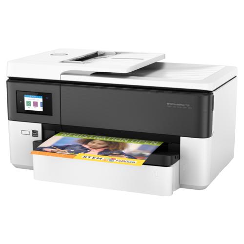 МФУ HP OfficeJet Pro 7720 белый/черный