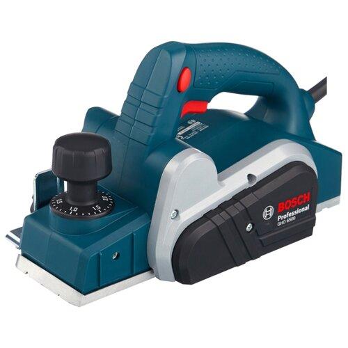 Электрорубанок BOSCH GHO 6500 Professional синий