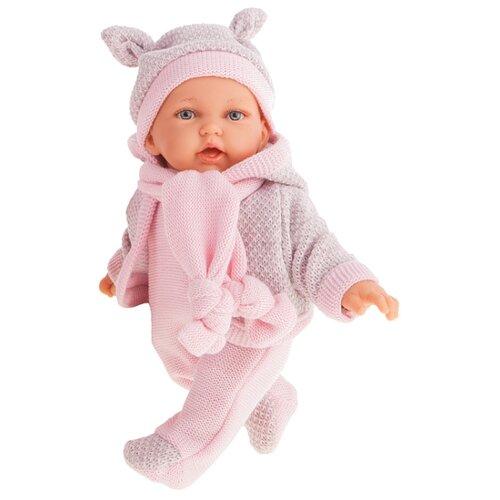 Купить Интерактивная кукла Antonio Juan Ромина в розовом, 27 см, 1226B, Куклы и пупсы