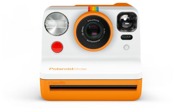 Фотоаппарат моментальной печати Polaroid Now I-Type Instant Camera