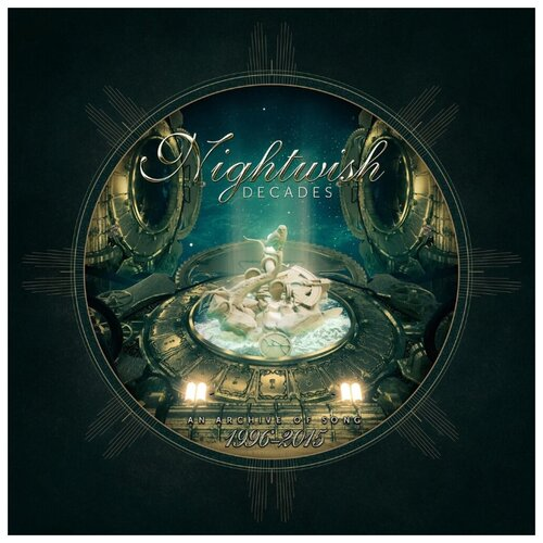 Nightwish. Decades (An Archive Of Song 1996-2015) (2 CD)