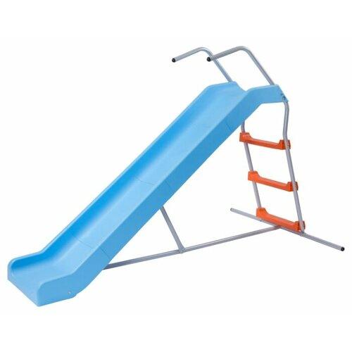 Купить Горка DFC SW-04 голубой, Игровые и спортивные комплексы и горки