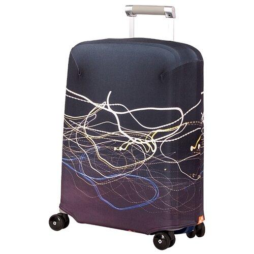 Чехол для чемодана ROUTEMARK inMotion SP240 S, черный inmotion r1