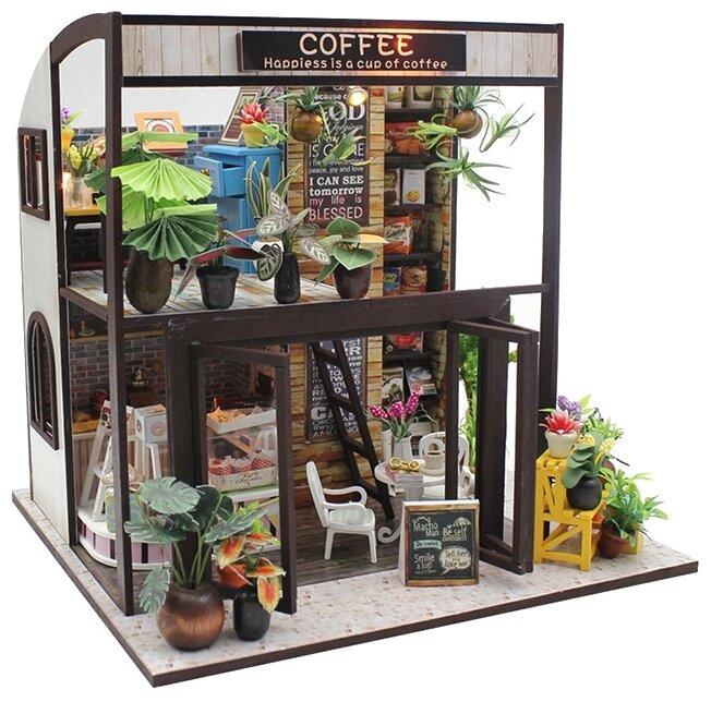 Сборная модель Hobby Day румбокс Coffee house (M027),,