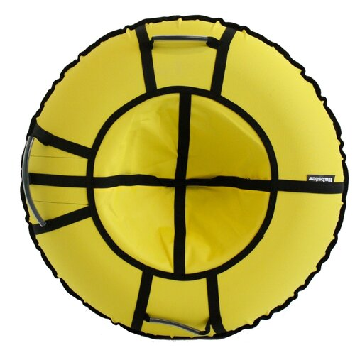 Тюбинг Hubster Хайп 100 см желтый