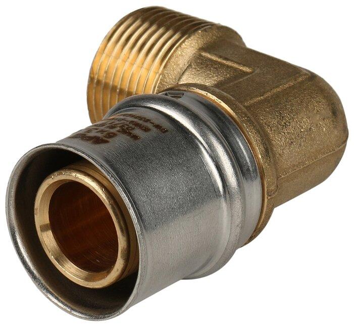 Фитинг пресс – резьба угольник 90° STOUT SFP-0011-000132 1