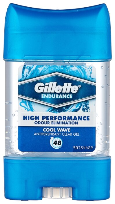 Дезодорант антиперспирант гель Gillette Cool Wave{