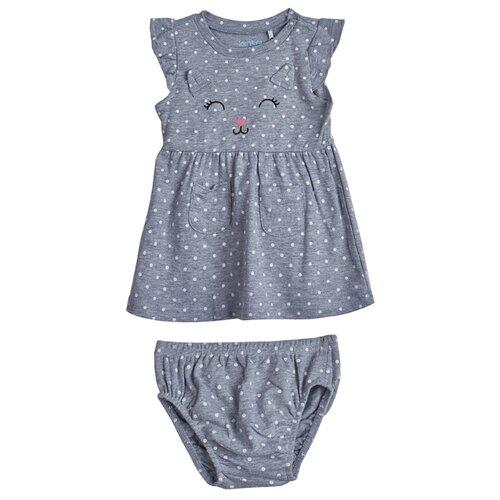 Комплект одежды kari размер 9-12, серыйКомплекты<br>