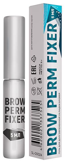 Купить Innovator Cosmetics Гель для долговременной укладки бровей Brow Perm Fixer по низкой цене с доставкой из Яндекс.Маркета (бывший Беру)