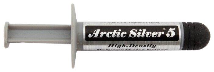 Паста теплопроводная Arctic Silver Matrix, шприц 2.5 грамма MTX-2.5