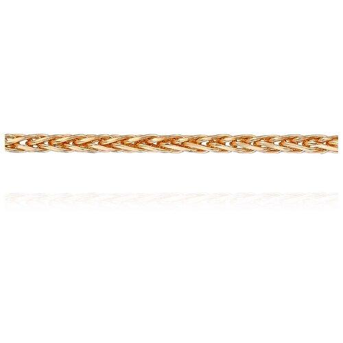 АДАМАС Цепь из золота плетения Колос ЦКЛ335ВА1П-А51, 45 см, 4.87 г