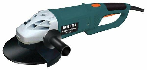 УШМ VERTEX VR-1508, 2350 Вт, 230 мм