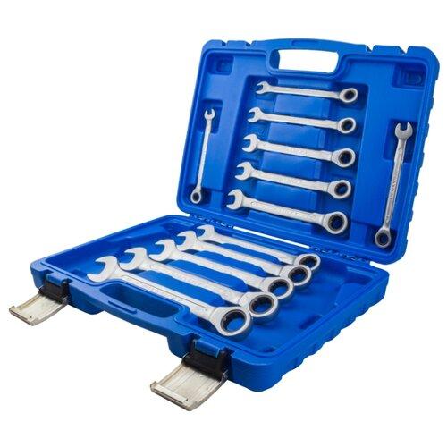 Набор гаечных ключей HASKYY (12 шт.) CRSS12T-15Наборы инструментов и оснастки<br>