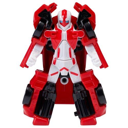 Купить Трансформер YOUNG TOYS Tobot Mini Athlon Alpha 301062 красный/белый/черный, Роботы и трансформеры