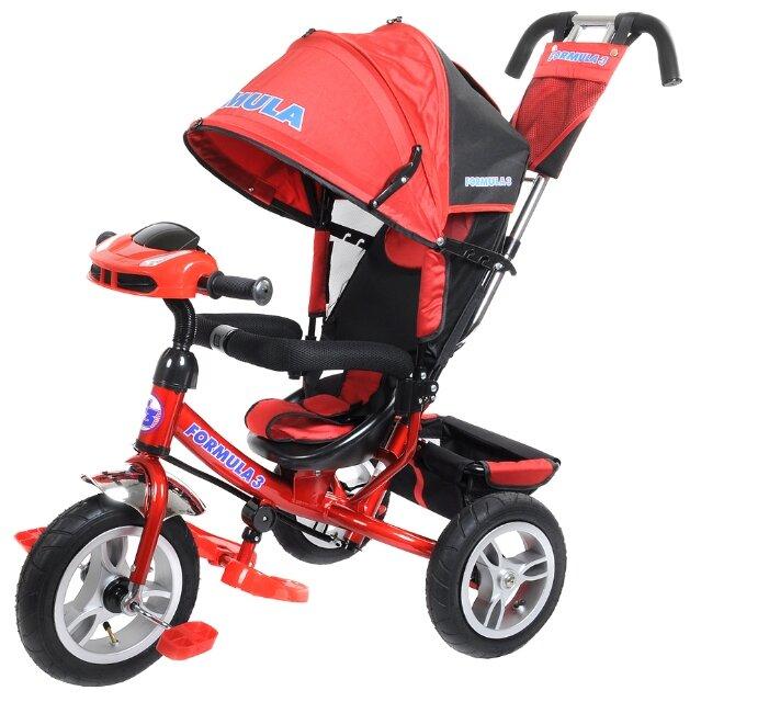 Детский велосипед Shantou Formula 3 (FA3R) красный