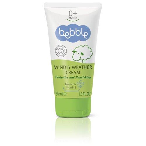 Bebble Крем для защиты от ветра и непогоды, 50 мл