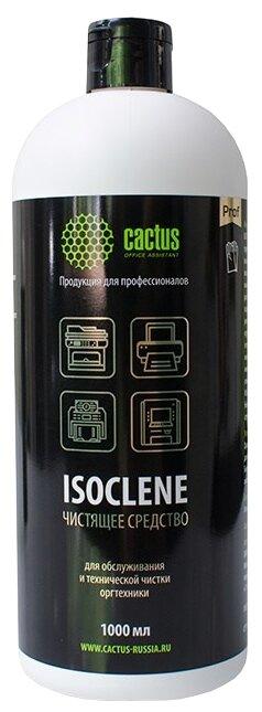 Чистящее средство CACTUS CS-ISOCLENE1 для очистки техники 1л.