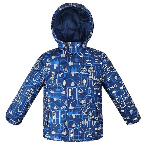 Куртка Reike DJ размер 104, темно-синийКуртки и пуховики<br>