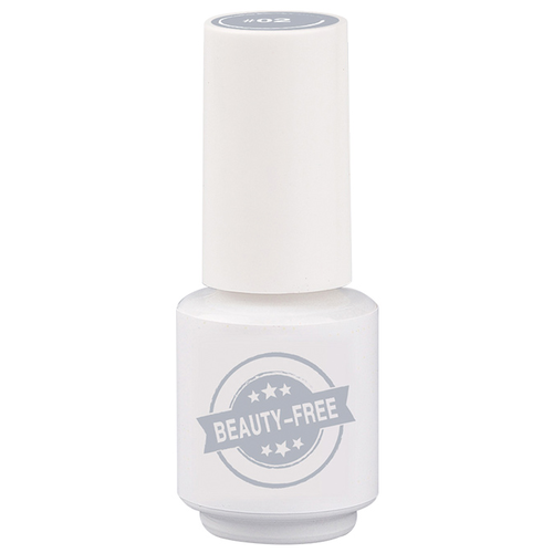 Купить Гель-лак для ногтей Beauty-Free Gel Polish, 4 мл, жемчужно-серый