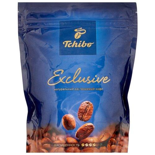 Кофе растворимый Tchibo Exclusive, пакет, 75 г кожаный ремень tchibo