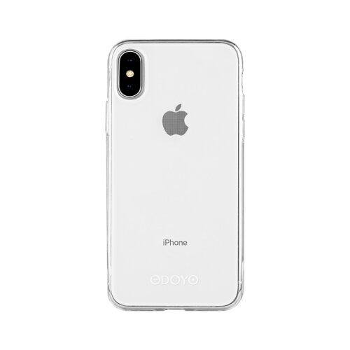 цена на Чехол Odoyo Soft Edge для Apple iPhone X (PH3601) jelly clear