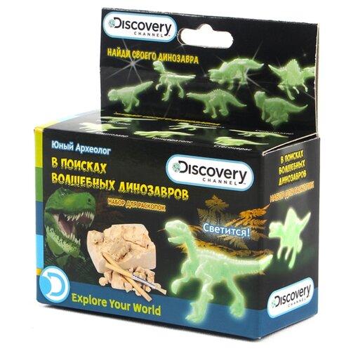 Набор для раскопок Город Игр Discovery Юный археолог в поисках волшебных динозавровНаборы для исследований<br>