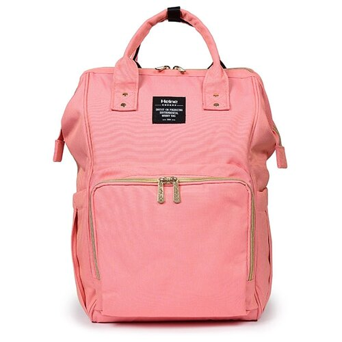 Сумка-рюкзак Heine для детских вещей розовый водолазка quelle b c best connections by heine 79646