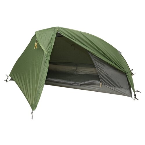 Палатка Сплав Shelter one Si зеленый
