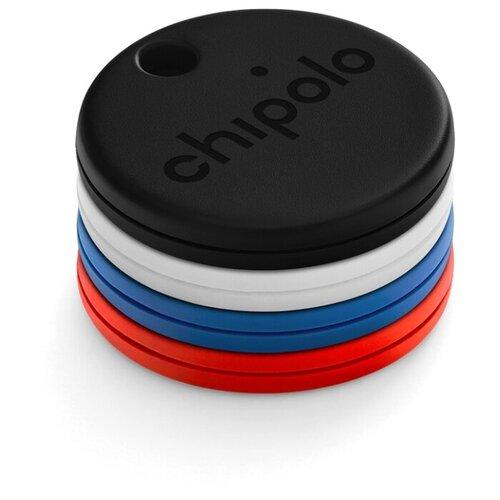 Комплект из 4 умных брелков Chipolo ONE (CH-C19M-4COL-R)