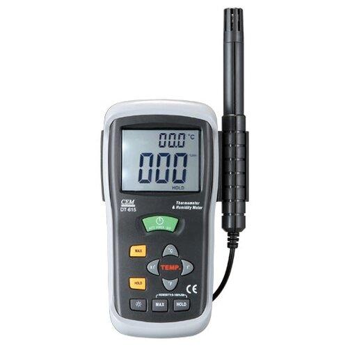 Термогигрометр CEM DT-625 мультиметр cem dt 61