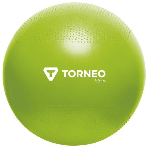 Фитбол Torneo A-208, 55 см зеленый