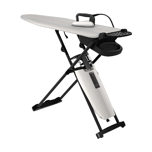 Гладильная система LAURASTAR Smart I серый/черный