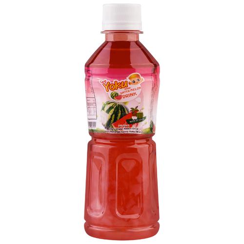 Напиток сокосодержащий YOKU Арбуз, 0.32 л